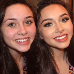 Junior Bridesmaid Makeup 2015