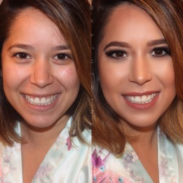 Bridesmaid Makeup 2015
